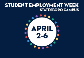 Student Employmnet Week