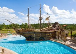 Lake-Buena-Vista-Resort-Spa-Pool-Pirate-Ship